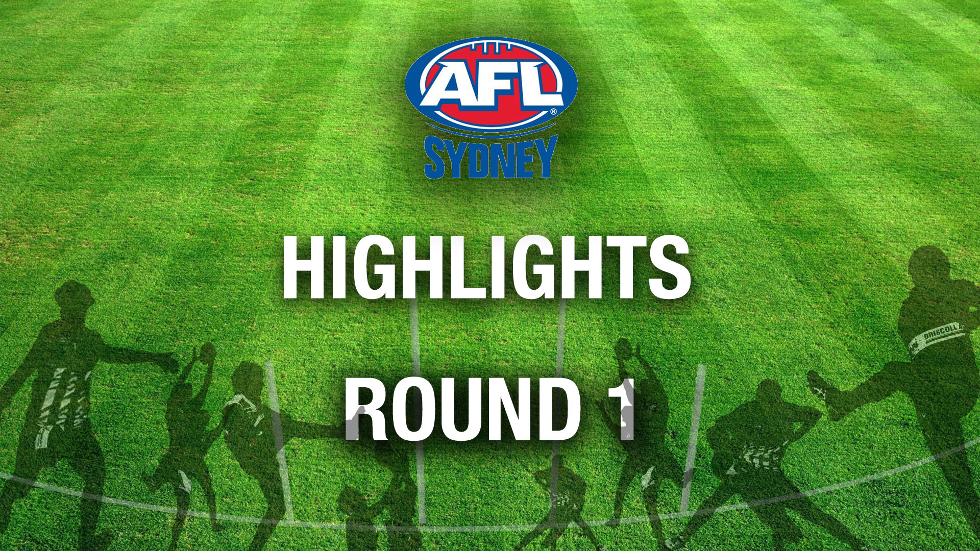 AFL SYDNEY ROUND 1 HIGHLIGHTS