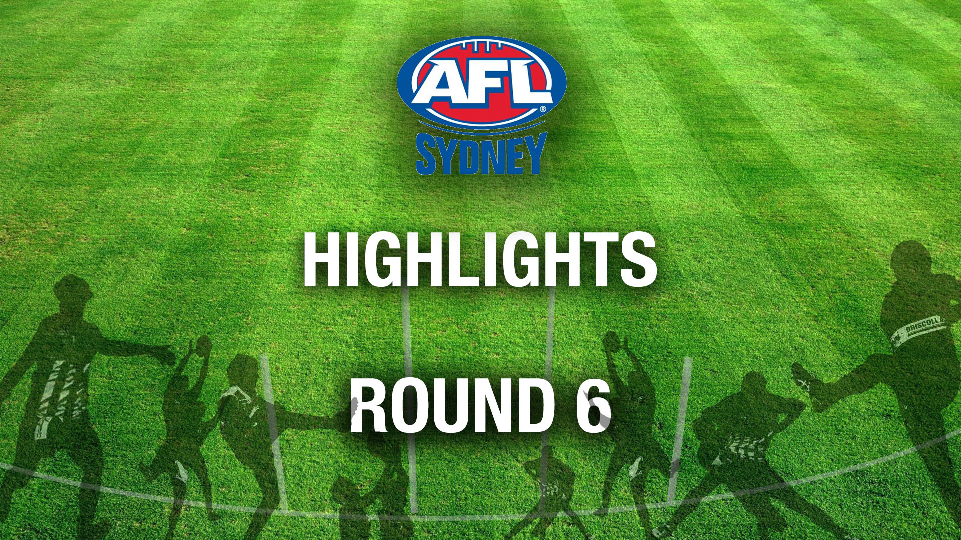 AFL SYDNEY 2018 RD6 HIGHLIGHTS