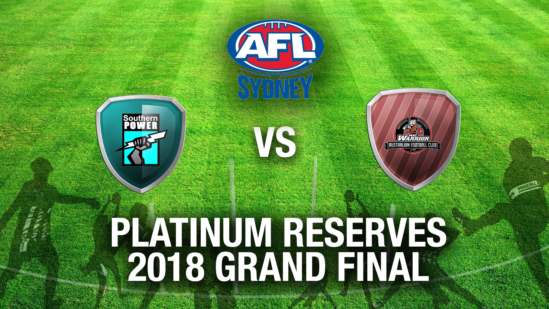 Platinum Reserves - Grand Final - Southern Power v Macquarie University