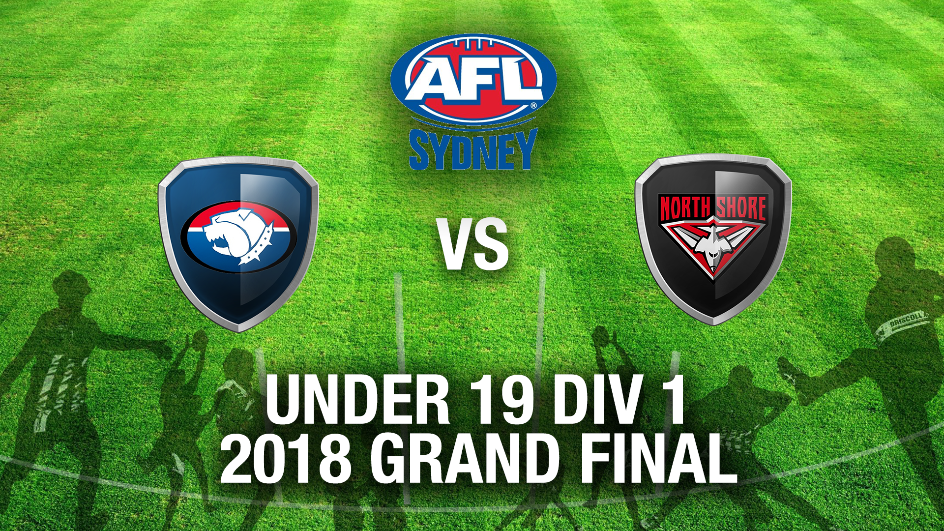 Under 19s Division 1 - Grand Final - UNSW Eastern Suburbs v North Shore Bombers