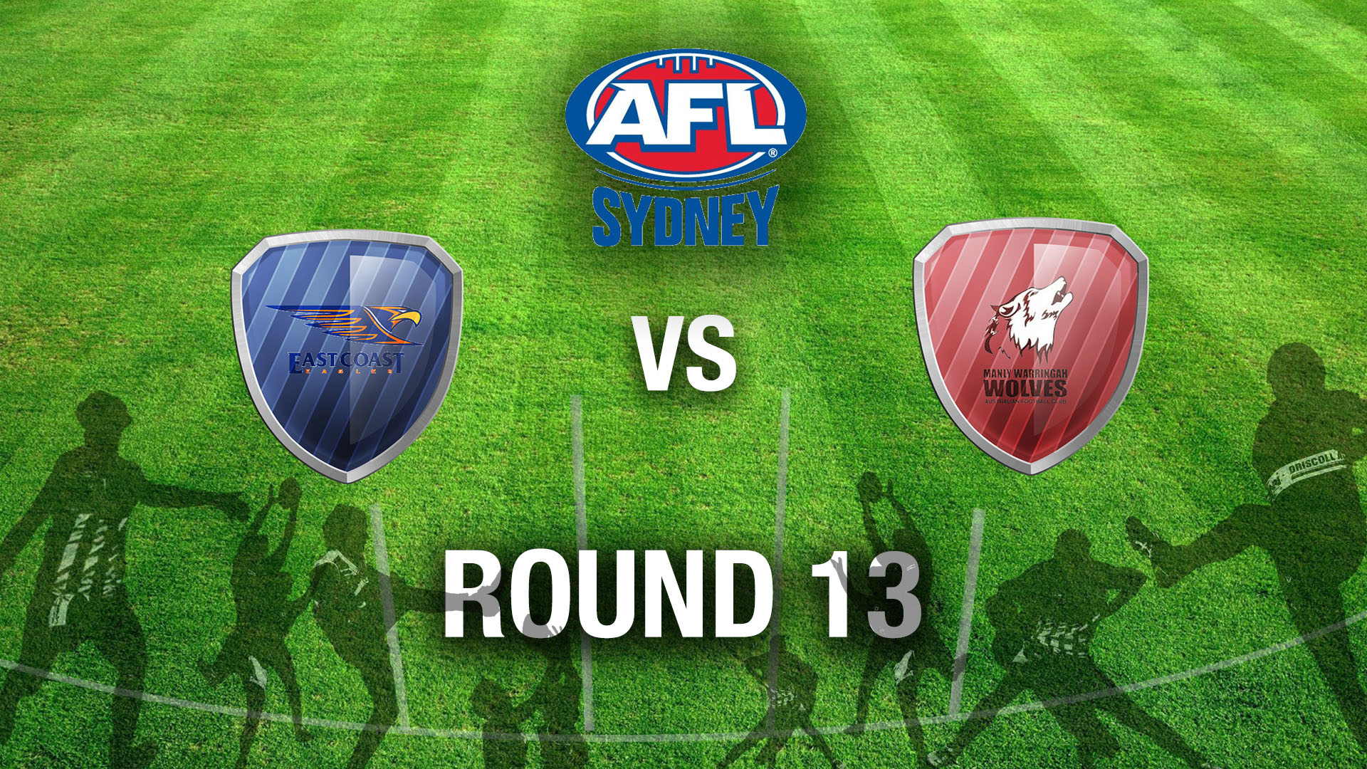 RD 13 East Coast Eagles v Manly Warringah Wolves