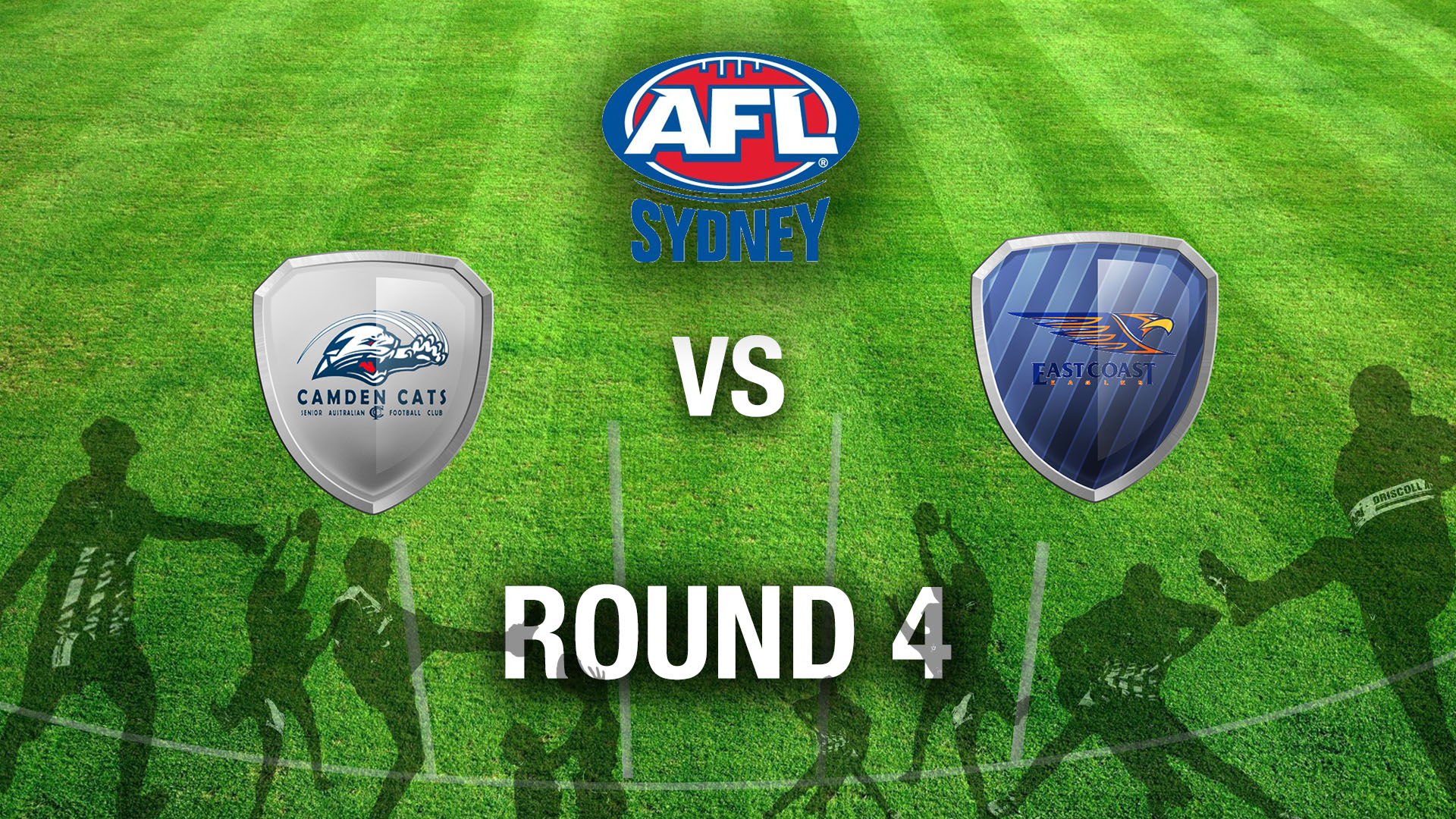 RD 4 Camden Cats v East Coast Eagles